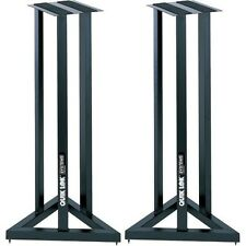 "Pair of Quik-Lok BS-336 BK 36"" Fixed Height Near Field Monitor Speaker Stand (s)"