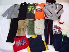 Boys Lot Size S 6 7 Shorts Athletic Pants T-Shirts Hoodie Suit Jacket Tank Tops