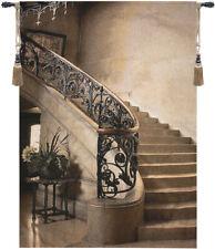 "Stairwell 80x56"" Fine Art Tapestry"