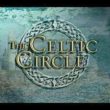 THE CELTIC CIRCLE: Legendary Music From A Mystic World (2-CDs,2003) 31 Tracks