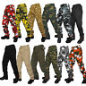 Us M65 Style Bdu Military Combat Cargo Trousers Security Work Fatigue Army Pants