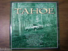 MINT CHEVROLET 2000 CHEVY TAHOE 39 PAGE SALES BROCHURE NEW (BOX 295)