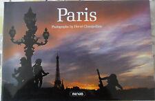 Livre PARIS illustré, 193 photos de Hervé Champollion, 1987 éditions Mengès,