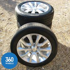 """Authentique Range Rover Vogue Sport 20"""" 5 Split Spoke Alloy Wheels pneu Style 12"""