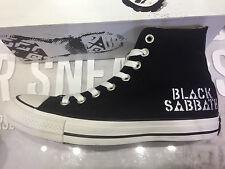 bd4f8e6b8d5a9c Converse Ct Hi as Chuck Taylor All Star Rubber 144740c Black Rain BOOTS  Shoes 10