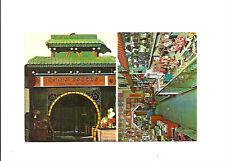 CHINA PAGODA LTD, ORIENTAL IMPORTS, MONTREAL, QUEBEC, CANADA CHROME POSTCARDS