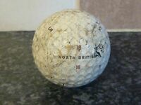 VINTAGE SCOTLAND 18 NORTH BRITISH GOLF BALL
