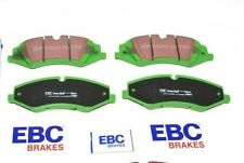 LAND ROVER DISCOVERY 4 3.0 FRONT BRAKE PADS PERFORMANCE EBC GREEN STUFF