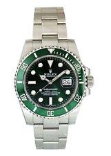 """Rolex Submariner """"Hulk"""" 116610lV Men Watch"""