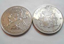 JUEGOS CENTROAMERICANOS CARIBE MAYAGUEZ 2010 Sociedad Numismatica Puerto Rico Ni