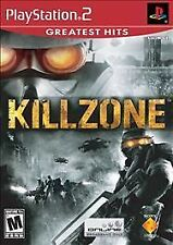 Killzone (Sony PlayStation 2, 2004)   Rated M 17+ for Mature 17+, Greatest Hits