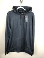 NWT Under Armour Men's Large L Tall Pullover 1/4 Zip COLDGEAR REACTOR A20786