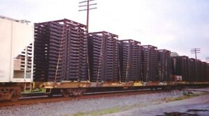 ✅LIONEL AUTO FRAME LOADS! FOR FLAT BOX CARS ATLAS PARTS 60' 89' 50' RACK CARRIER