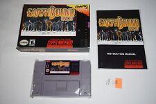 EARTHBOUND UNCUT -Flashback Gaming- Super Nintendo SNES