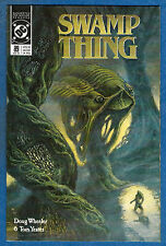 SWAMP THING # 89 (2nd Series) - DC 1989  (vf-)