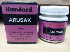 Hamdard ARUSAK 50 gm Female Vaginal Tightening Herbal Gel new packaging