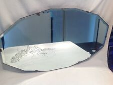 Vintage Mid-Century Wall Hanging Mirror