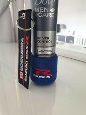 Suzuki gsxr Brake Oil Reservoir Sock Fluid  Cover Sleeve BLUE GSXR 600 750 1000