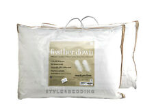 Charter Club 360 Down Feather Chamber Standard / Queen Pillows Medium Firm Pair