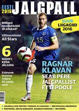 Eesti Jalgpall Suur Liigagiid 2016 - Estonian Football Season Preview Magazine