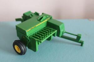 "Ertl 7.2"" JOHN DEERE 348 Square HAY BALER Diecast FARM Toy 1:32 Scale BAILER"