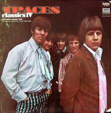 """CLASSICS IV """"TRACES"""" PREMIUM QUALITY USED LP (NM/VG+)"""