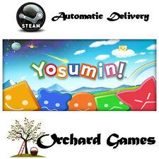 Yosumin  : PC : Steam Digital  : Auto Delivery