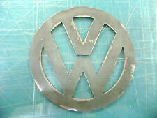 Plasma Cut VW METAL  emblem, Rat Rod, Hot Rod, Gasser,