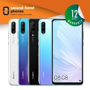 Huawei P30 Lite Dual Sim MAR-LX1B (2020) - All Colours - UNLOCKED - Pristine