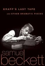 Krapp's Last Tape and Other Dramatic Pieces-ExLibrary