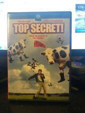 Top Secret (DVD, 2002) Hard to find