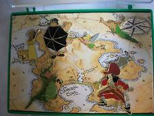 Neverland Peter Pan pin set  Mint! 1993