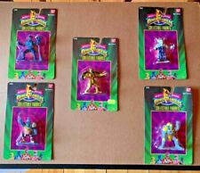 Mighty Morphin Power Rangers Collectible Figures