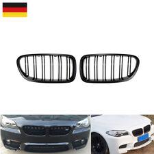 SPORT K�œHLERGRILL M5 OPTIK F�œR BMW 5ER F10 F11 DOPPELSTEG NIEREN GRILL SCHWARZ