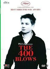 "NEW DVD "" The 400 Blows "" Jean-Pierre Léaud, Albert Rémy"