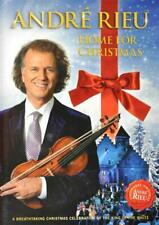 André Rieu:Home For Christmas DVD Holiday Rele from the King of the Waltz UK R2