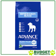 Advance Puppy Plus Growth For Large Breed Dogs Chicken Dry Dog Food 20kg