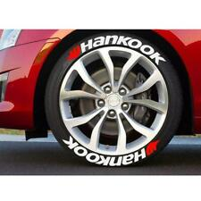 Hankook Tire Sticker Permanent Letters High Quality 14'-24' 1.25 inch Large Size