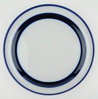 Noritake Primastone Fjord B951 Blue Band Salad Plate 8 1/4'' Free Shipping