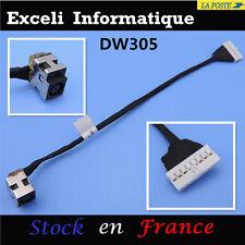 Connecteur alimentation dc power Jack Socket Cable Wire HP G72 SERIES