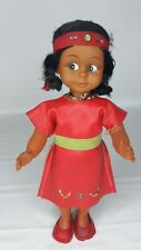 Vintage Native American Indian Girl Doll