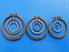 10pcs External Circlips 4mm to 50mm Various Sizes High Quality