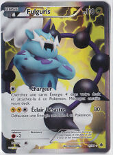 Fulguris Full Art -Noir & Blanc- Pouvoirs Emergent - 97/98 - Carte Pokemon Neuve