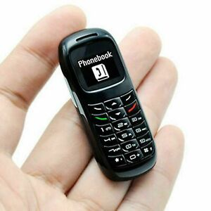 L8STAR BM70 Mini Cell Phone Telephone Bluetooth Dialer GSM Smart Phone Tiny A3GS