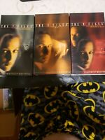 The X Files Vhs Season 4 (2000) Lot Of 3 Tapes