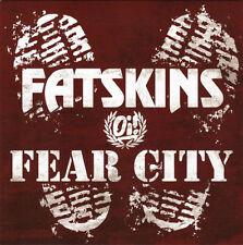 """Fatskins / Fear City - Split 7"""""""
