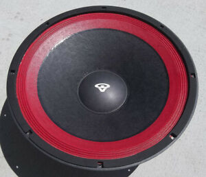 """Replacement 18"""" woofer, subwoofer, speaker for Cerwin Vega systems 2,400W peak"""