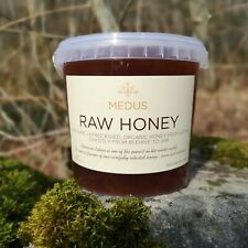 Forest Wild Flower 1.45kg ORGANIC Honey PURE RAW NATURAL unpasteurized