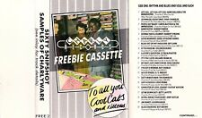 Various 'CHARLY RECORDS - FREEBIE CASSETTE' Audio Cassette - UK Charly