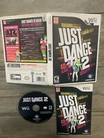 Wii Just Dance 2 - TESTED & WORKING - CIB